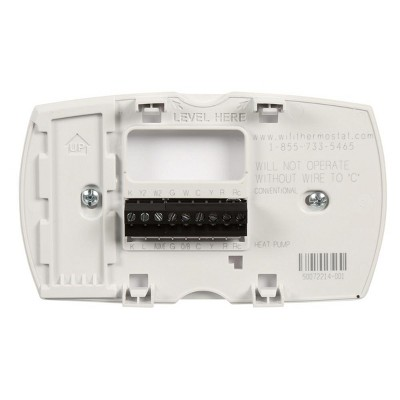 Honeywell WiFi 7Day Programmable Thermostat Target
