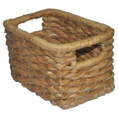 Basket Honey Brown Small - Threshold™