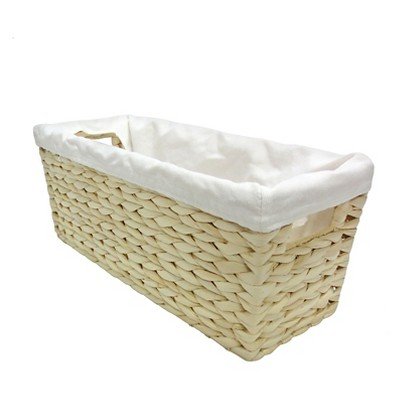 Toilet Tank Bath Basket Bleached - Threshold™