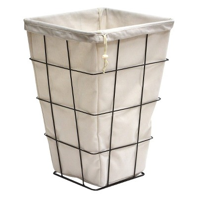 Wire Laundry Hamper with Liner - Threshold™