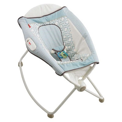 Fisher-Price Newborn Rock 'n Play Sleeper - Diamond Ice