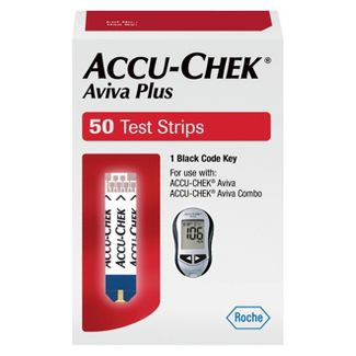Accu-Chek Compact Plus 102 count strips – BrickSeek