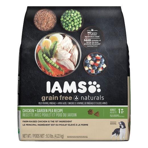 Iams grain free naturals chicken garden pea dry dog food iams grain free naturals chicken garden pea dry dog food 172lbs sciox Gallery