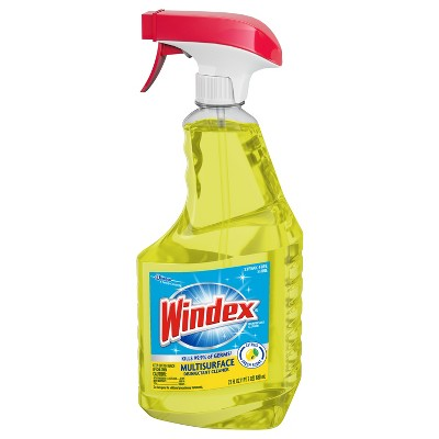 Glass Cleaners Cleaning Supplies Household Essentials