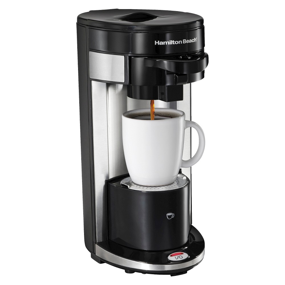 Hamilton Beach - FlexBrew Single-Serve Coffeemaker - Black 49995R
