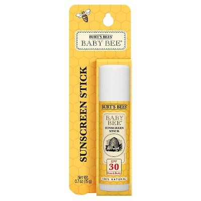 Burt's Bees Baby Bee Sunscreen Stick SPF 30 - 0.7 oz