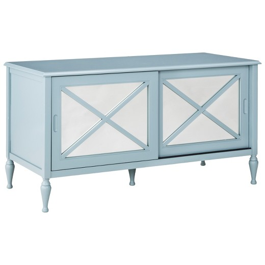 Hollywood Mirrored 48 Tv Stand Target