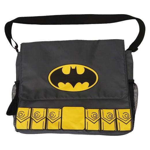 batman diaper bag gray target. Black Bedroom Furniture Sets. Home Design Ideas