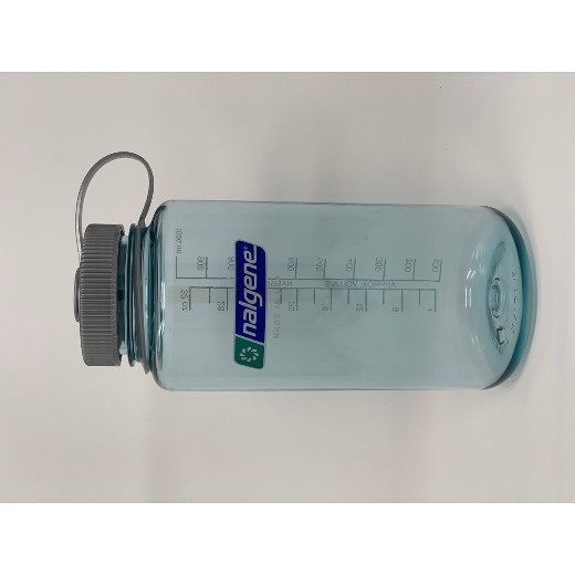 Nalgene Wide Mouth Seafoam Green Water Bottle 32 0 Fl Oz