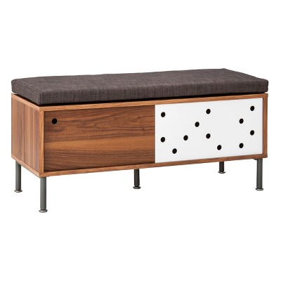 twilight entryway bench too by blu dot