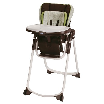 Graco® Slim Spaces High Chair - Go Green