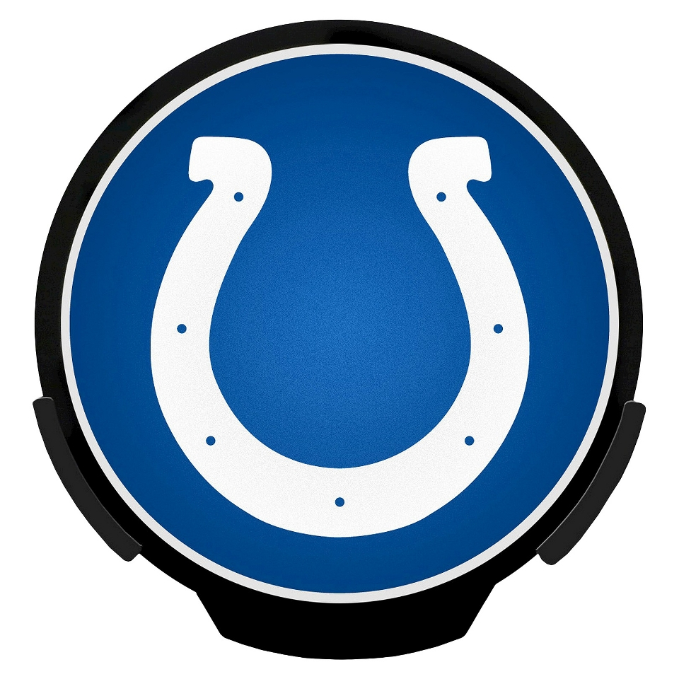 POWERDECAL NFL Indianapolis Colts Backlit Logo