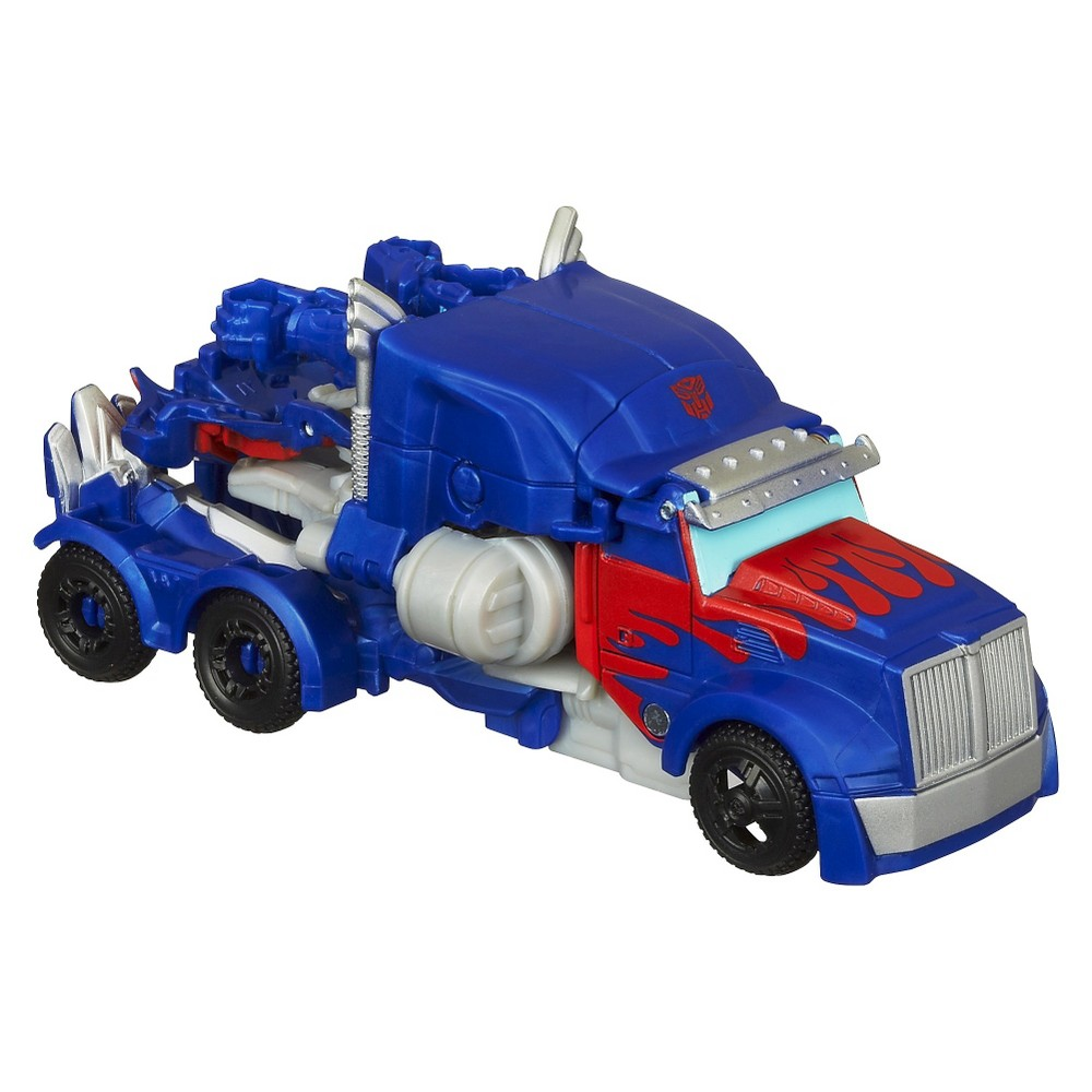 Transformers 4 Age of Extinction Optimus Prime One-Step Changer