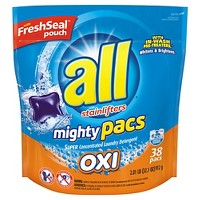 All Stainlifters Laundry Detergent Mightypacs