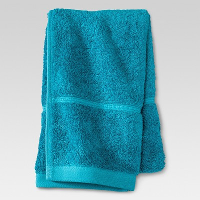 Botanic Solid Hand Towel Monte Carlo Turquoise - Threshold™