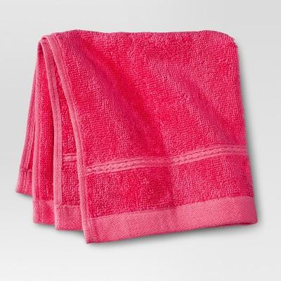 Botanic Solid Washcloth Honeysuckle - Threshold™