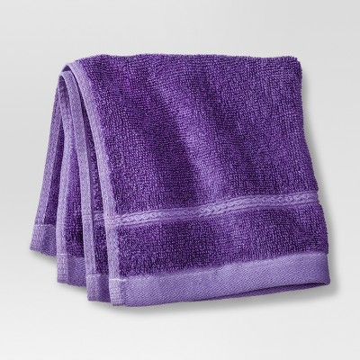 Botanic Solid Washcloth Grape Fizz - Threshold™