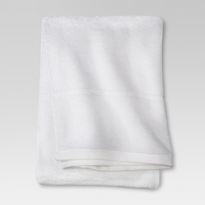Botanic Solid Bath Sheet White - Threshold™
