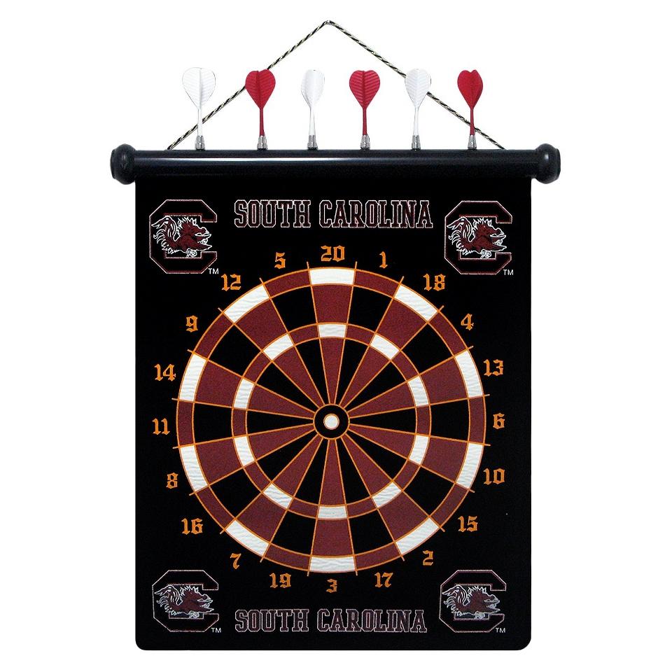 Rico NCAA South Carolina Gamecocks Magnetic Dart Board Set