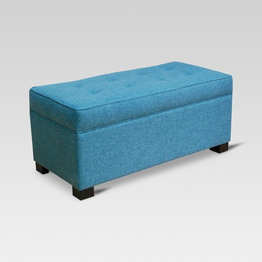 loved ... - Shelton Tufted Top Storage Ottoman - Threshold™ : Target