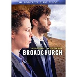Broadchurch:Complete first season (DVD)