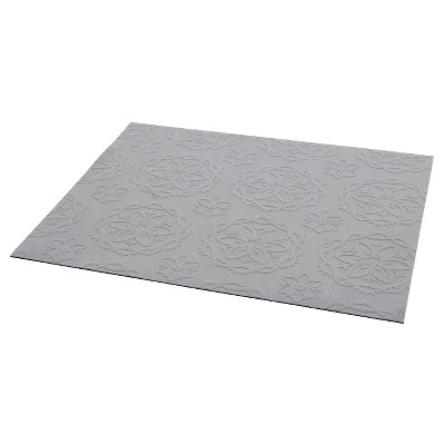 Foam Cat Litter Mat - Gray - 22.5'' x 36  - Boots & Barkley™