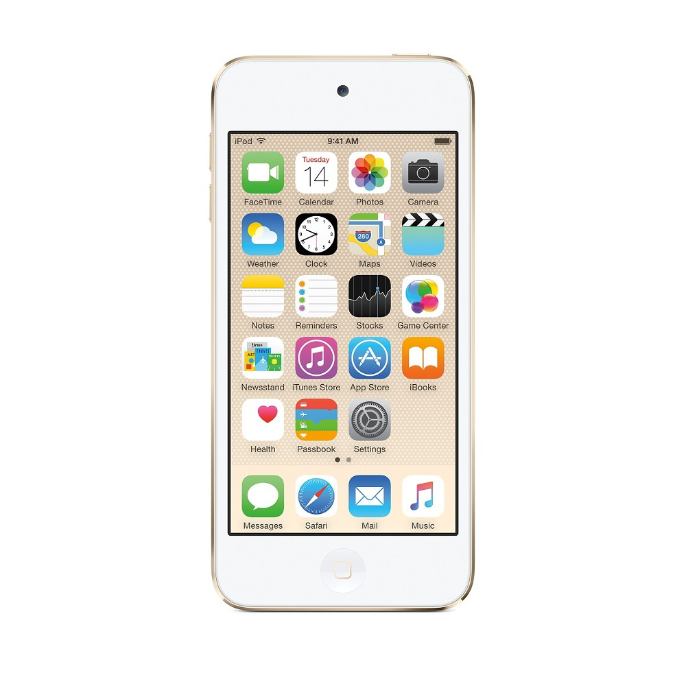 Apple iPod Touch 16GB - Gold