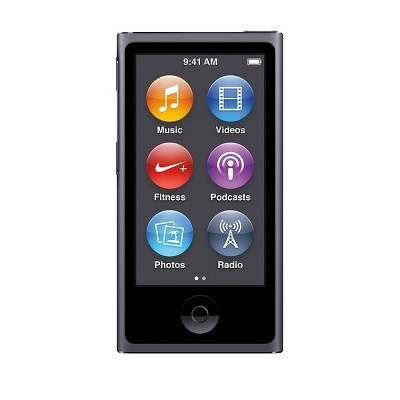 Apple® iPod Nano 16GB - Space Gray