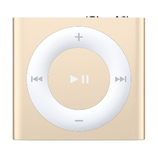 Apple® iPod Shuffle 2GB - Gold