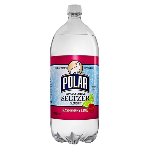 Polar Raspberry Lime - 1 L Bottle - image 1 of 1
