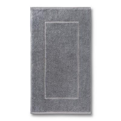 Botanic Fiber Bath Mat Cloak Gray (20 X34 )- Threshold™