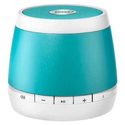 HMDX Jam Classic Wireless Speaker - White/Teal (HX-P230TEF)