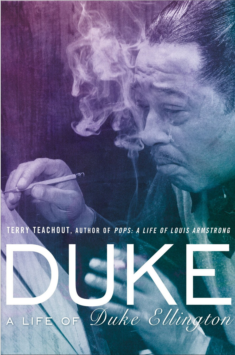 Duke : A Life of Duke Ellington (Hardcover) (Terry Teachout)