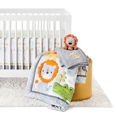 Circo™ 4pc Crib Bedding Set - Snooz 'n Safari