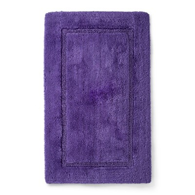 Botanic Fiber Bath Rug Grape Fizz (20 X32 )- Threshold™