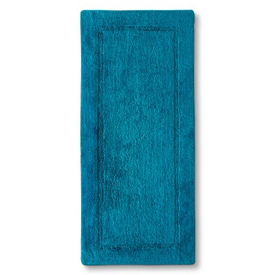 Botanic Fiber Rug Monte Carlo Turquoise (24 X54 )- Threshold™
