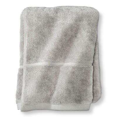 Botanic Solid Bath Towel Silver Foil - Threshold™