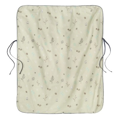 Babyletto Tranquil Woods Stroller Blanket