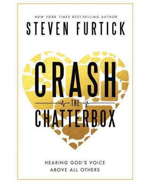 Crash the Chatterbox (Hardcover) - image 1 of 1