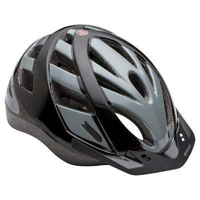 Schwinn Men's Adult Bike Helmet - Ridge Black Gray