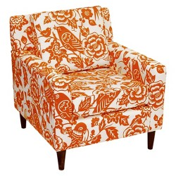 Custom Upholstered Arm Chair - Skyline Furniture®