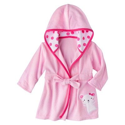 Just One You™ Made by Carter's® Baby Girls' Mouse Robe - Pink