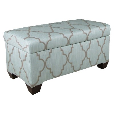 Skyline Custom Upholstered Storage Bench - Skyline Furniture®