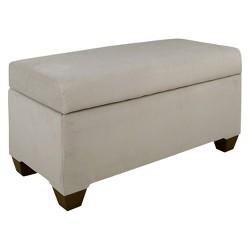 Custom Upholstered Storage Bench - Skyline Furniture®