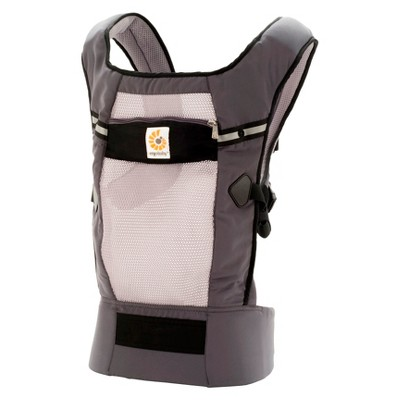 Ergobaby Performance 3 Position Baby Carrier - Ventus Graphite
