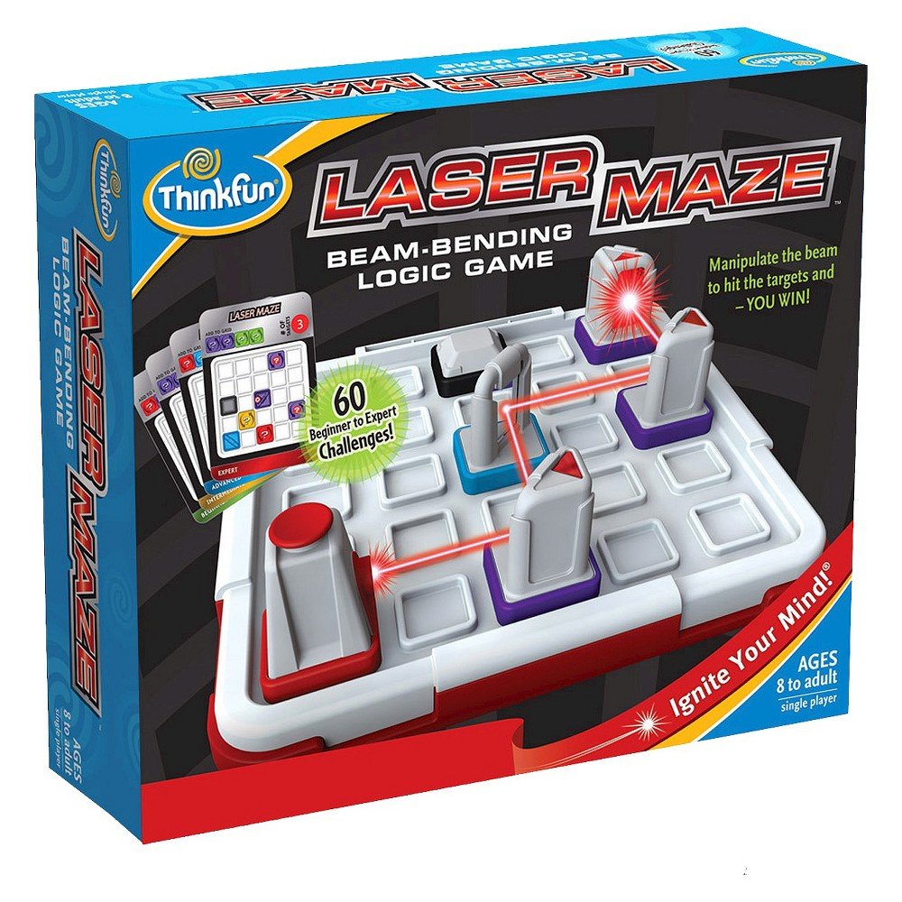 Laser Maze Board Game, Board Games