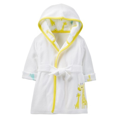 Just One You™ Made by Carter's® Baby Giraffe Robe - Yellow