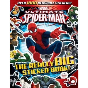 The Really Big Sticker Book! (Paperback)