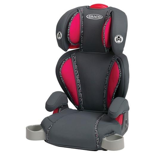 graco highback turbobooster car seat go green target. Black Bedroom Furniture Sets. Home Design Ideas