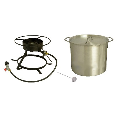 King Kooker® Coastal Boiling Outdoor Cooker Package